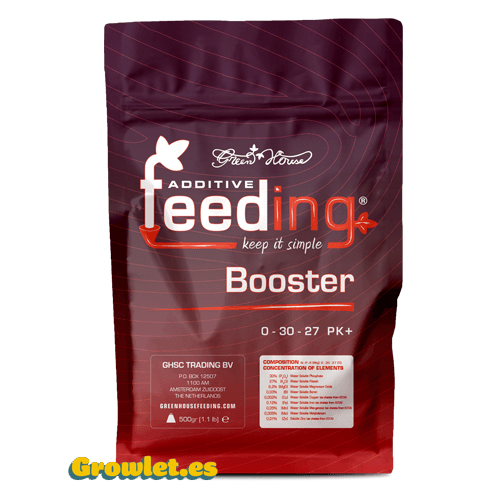 Paquete de Booster Greenhouse Powder Feeding